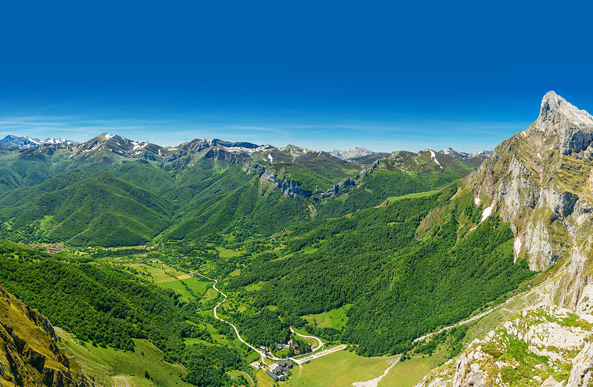 Peaks of Europe, Cantabria