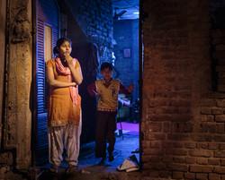 Kids Old delhi