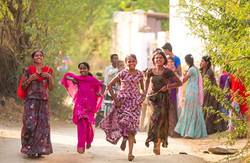 Sabalpura village girls