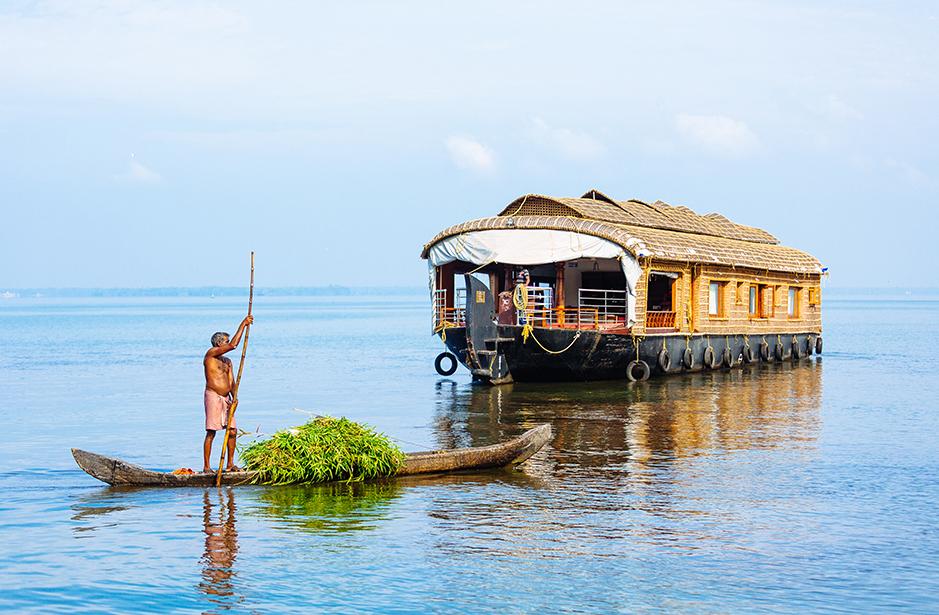 Kumarakom Lake