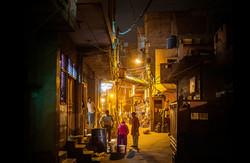 Delhi night - Incredible India 2015