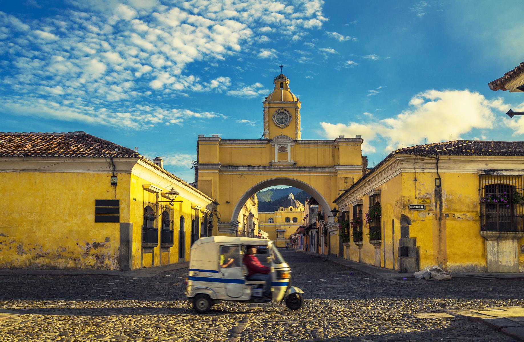 Antigua, Guatemala 2012