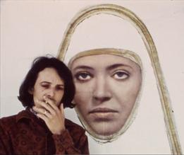 Savoldelli und Anna Karina
