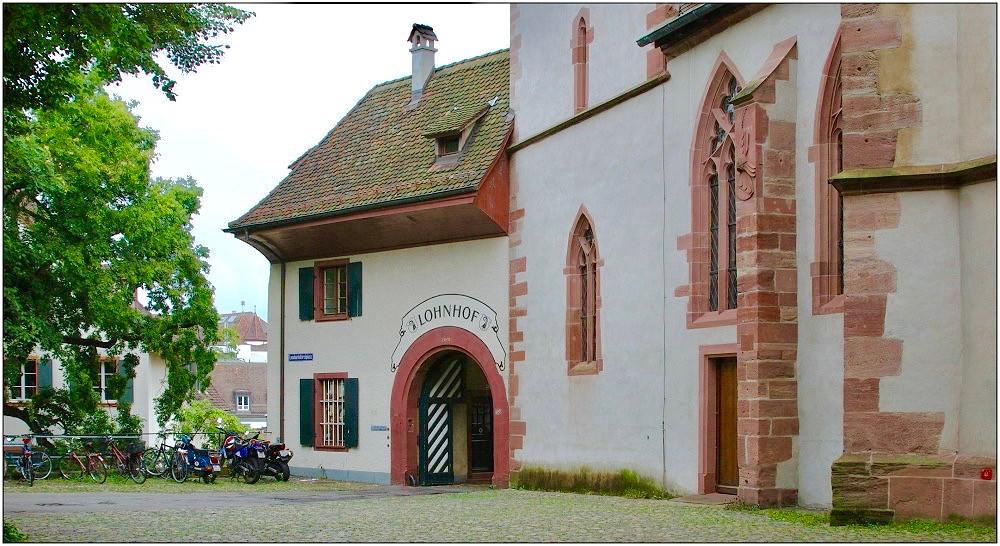 Im Lohnhof 8, Basel
