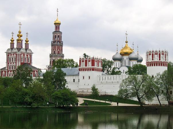 Nowodetschimi monastery