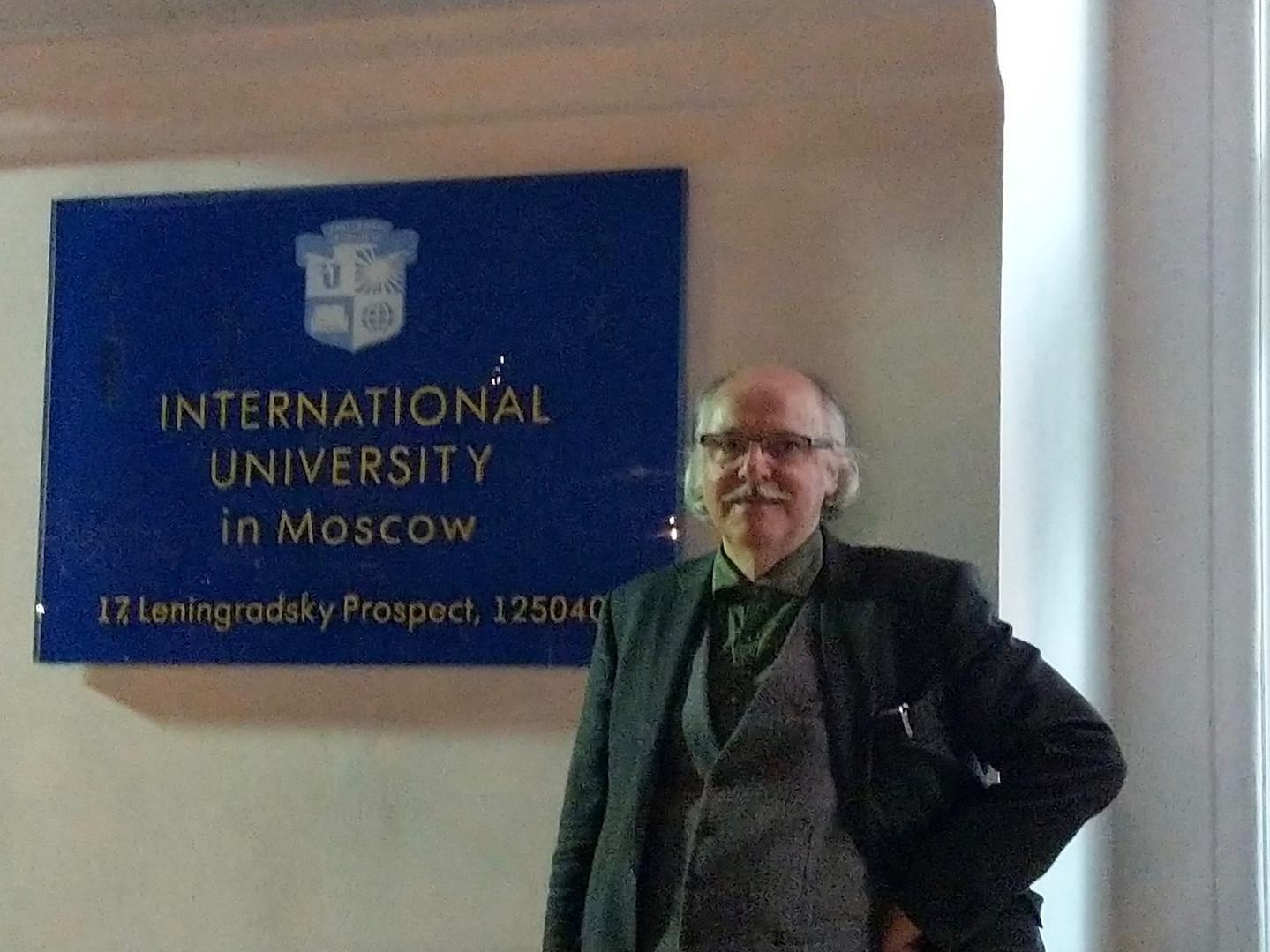 MSNC at Leningradsky Prospekt