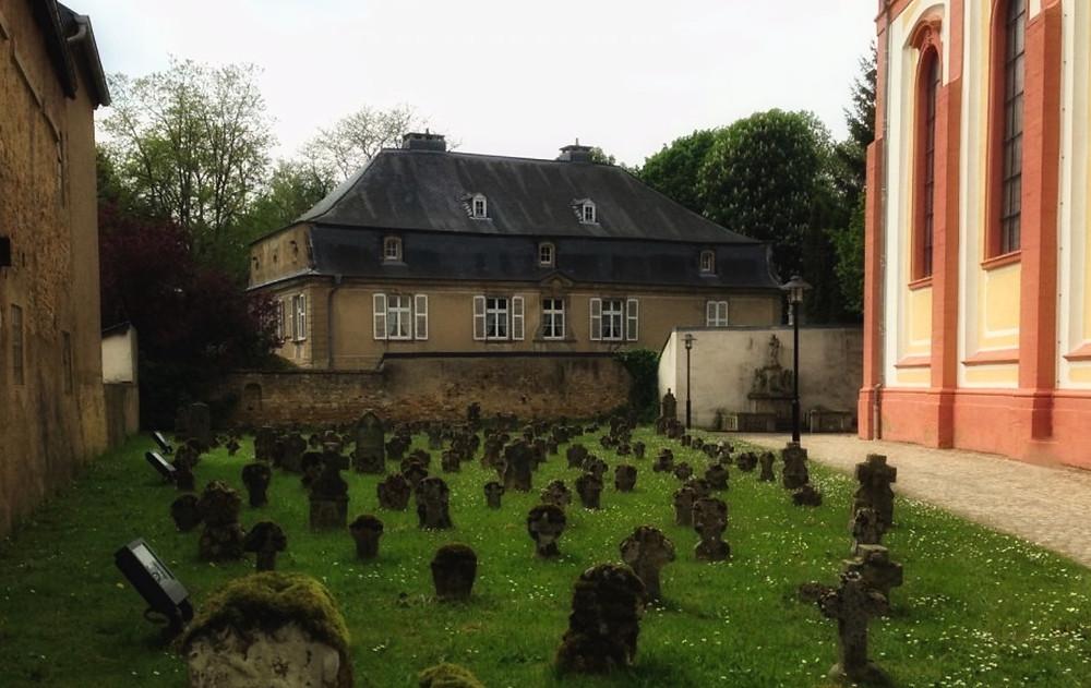 Linglinster Kirche in Luemburg