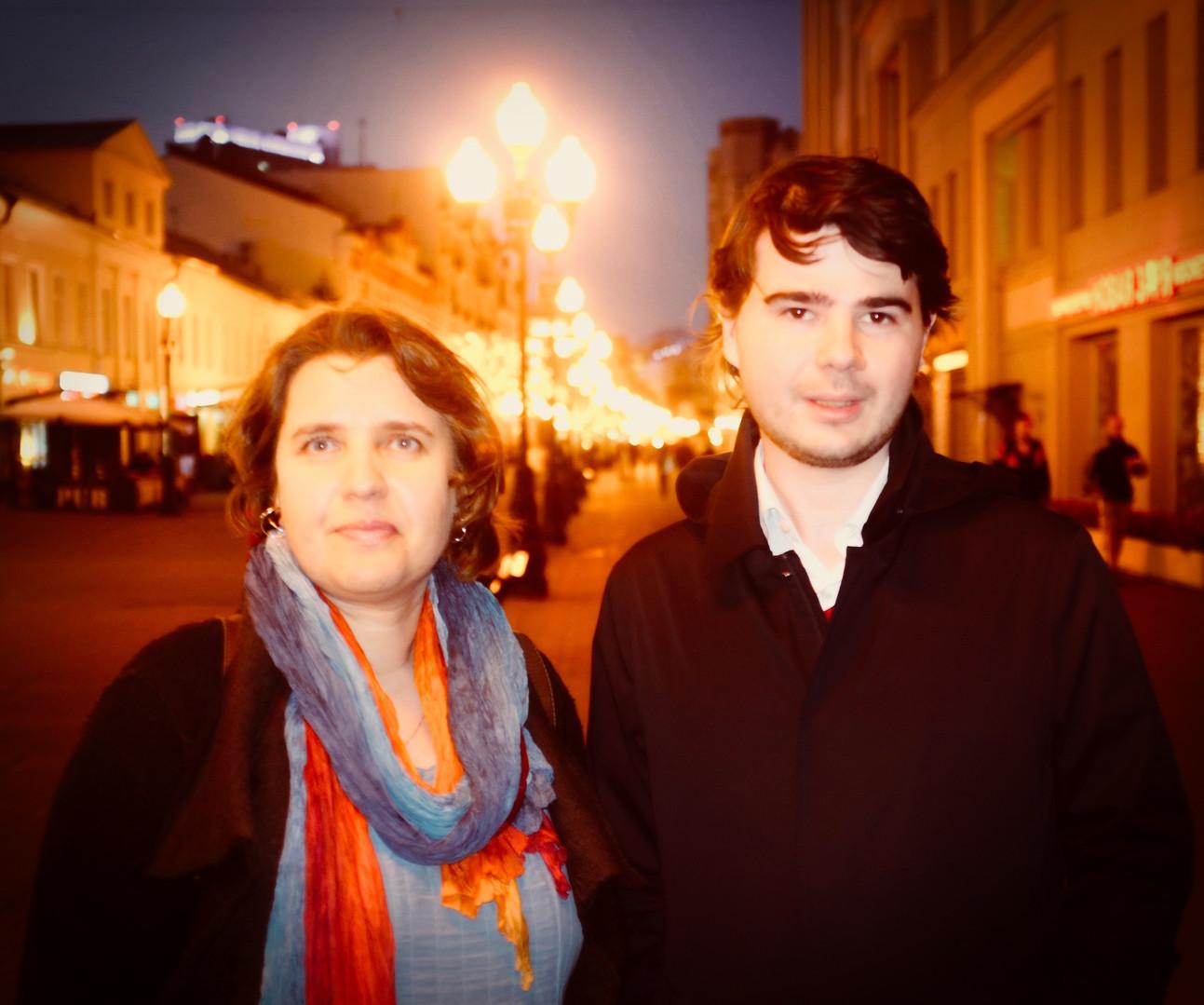 Anna Gussinskaja, Peter Rempel