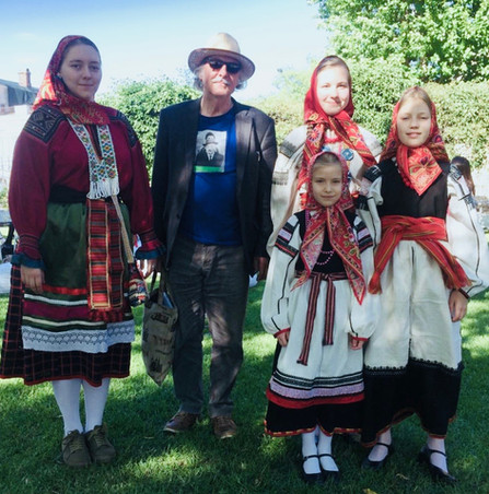 RAS with some russian familymembers