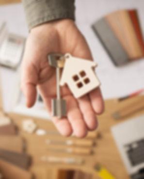 Domácí klíče
