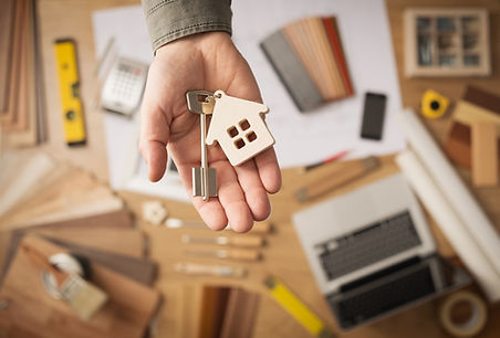 Keys to a new home