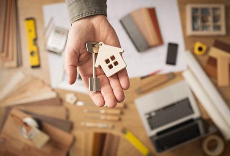 дома ключи