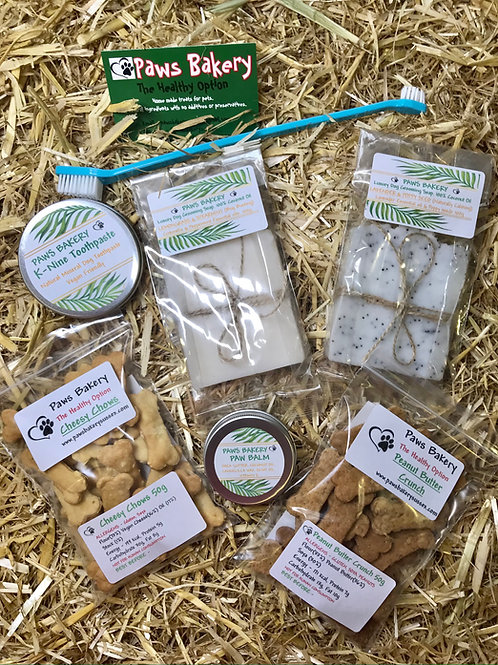 DOGGY PAMPER PACK