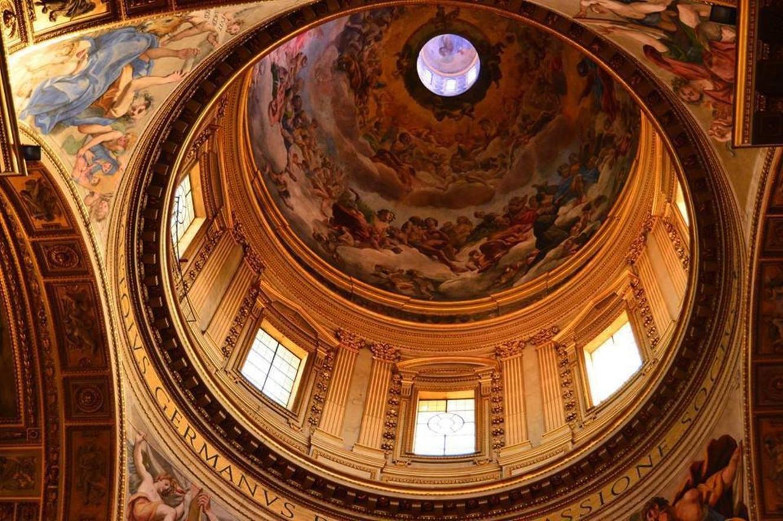 Random Roman Church Dome Celing