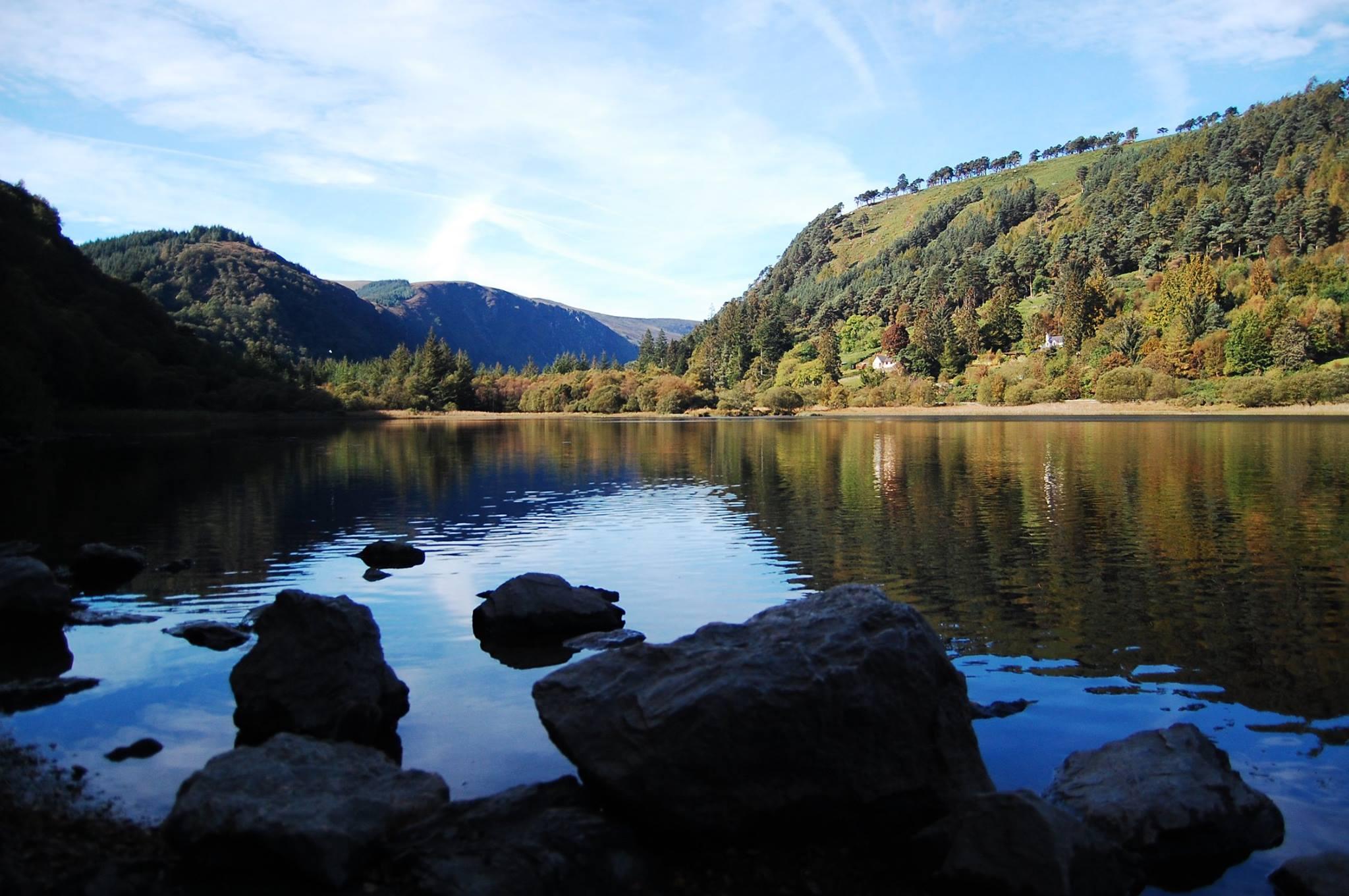 Glendalough lake