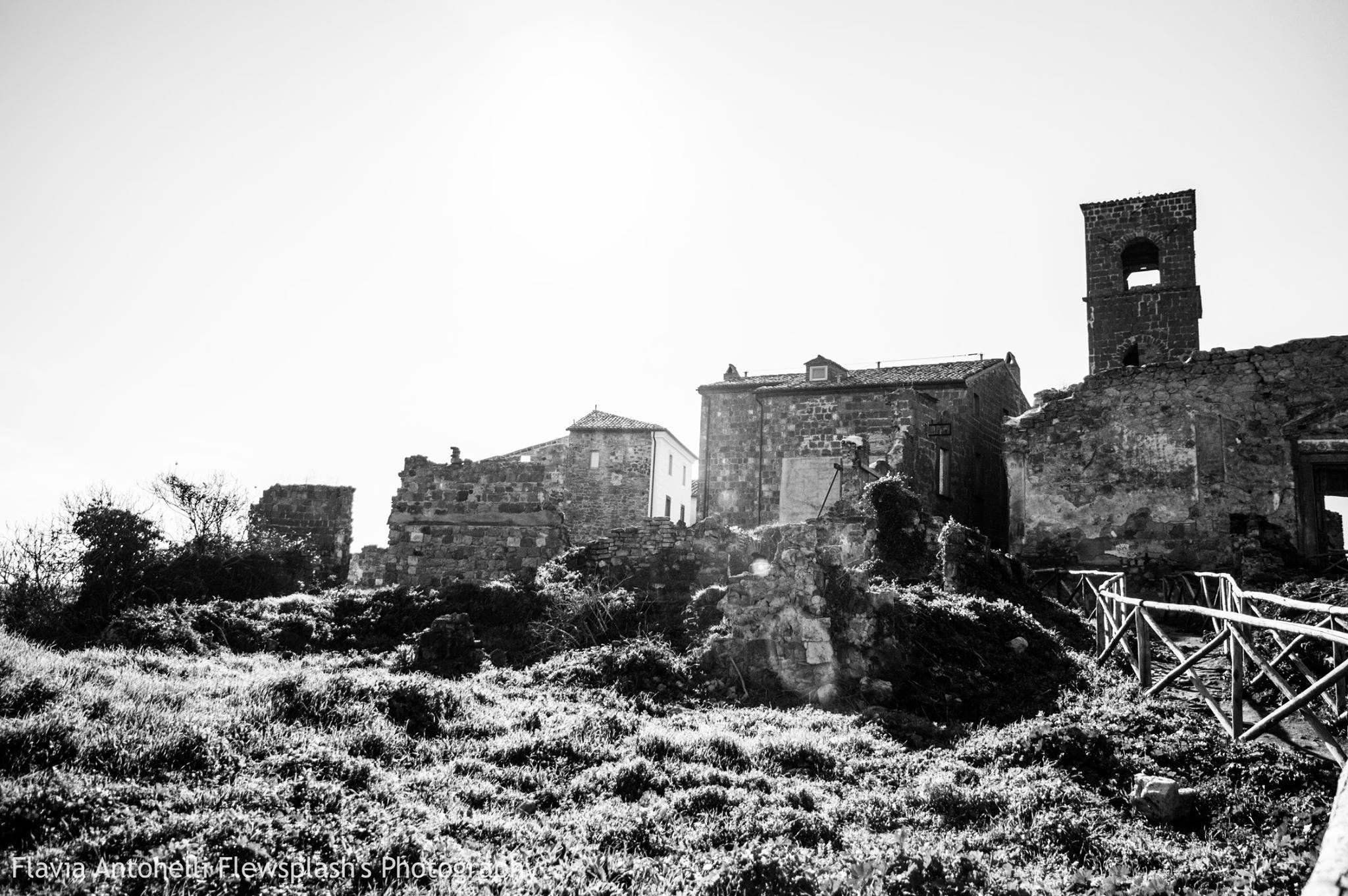 Celleno, il Borgo Fantasma