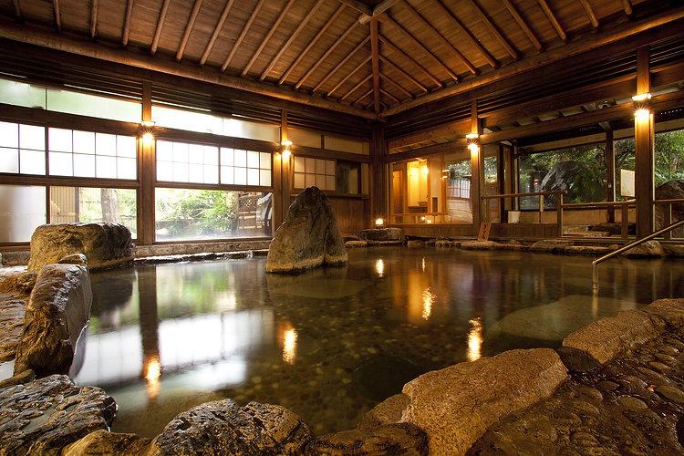 ④-1 温泉 楽山の湯 -.jpg