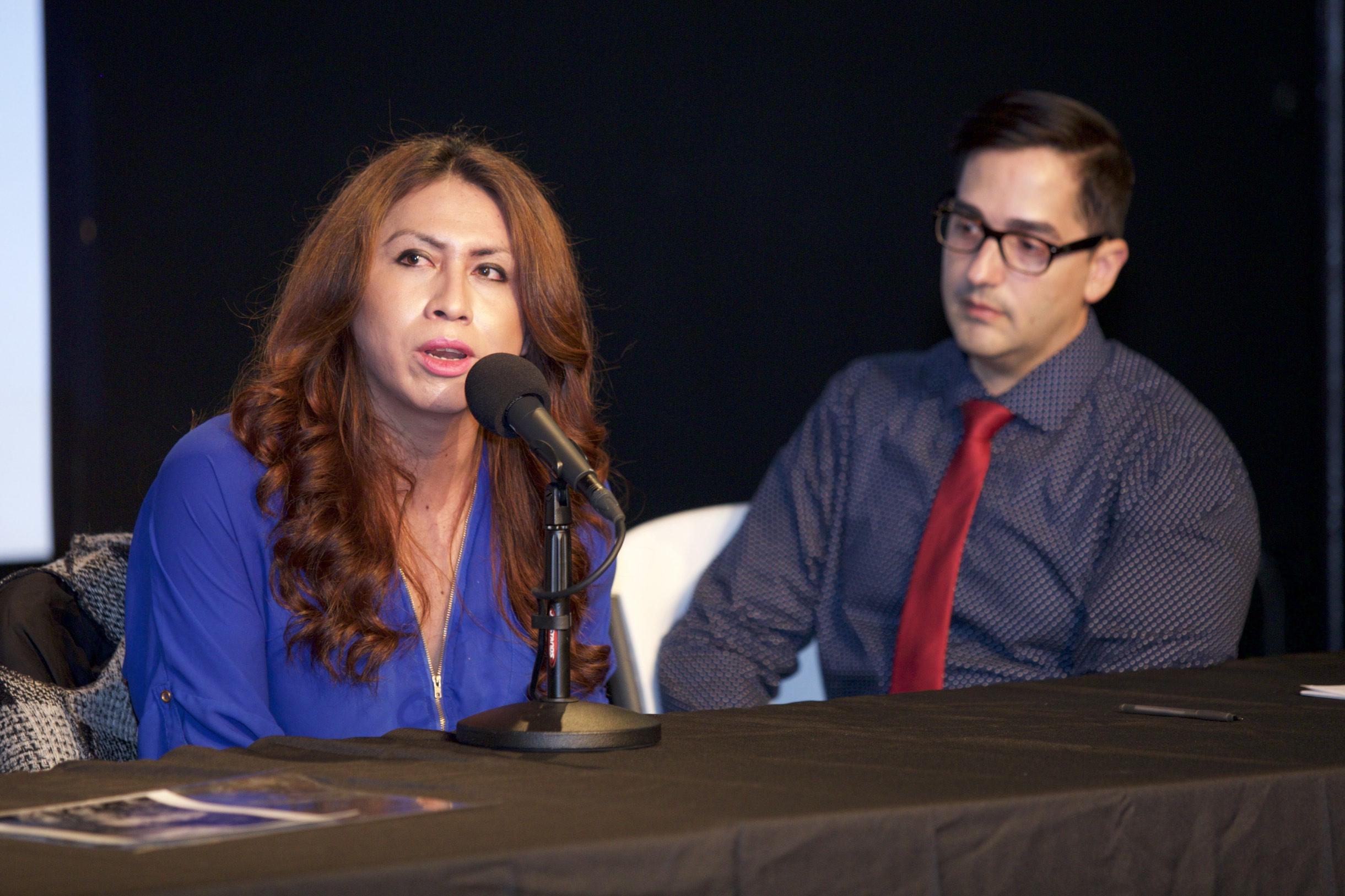 Embracing Change & Diversity Panel