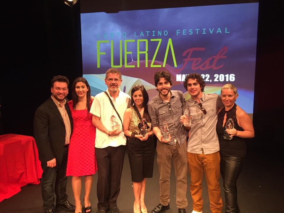 FUERZAfest Winners