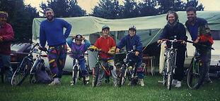 Irland Camping 1994
