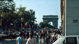 1980 Paris - Triumphbogen
