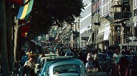 1980 Paris - Champs d'Elyssee