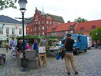 Ystad Zentrum