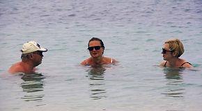 Am Strand von Jamaica
