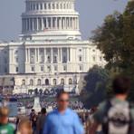 Die Stätte der amerikanischen Demokratie