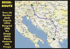 Route Griecheland