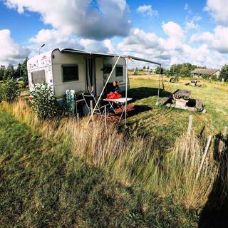 Viel Platz im Camp