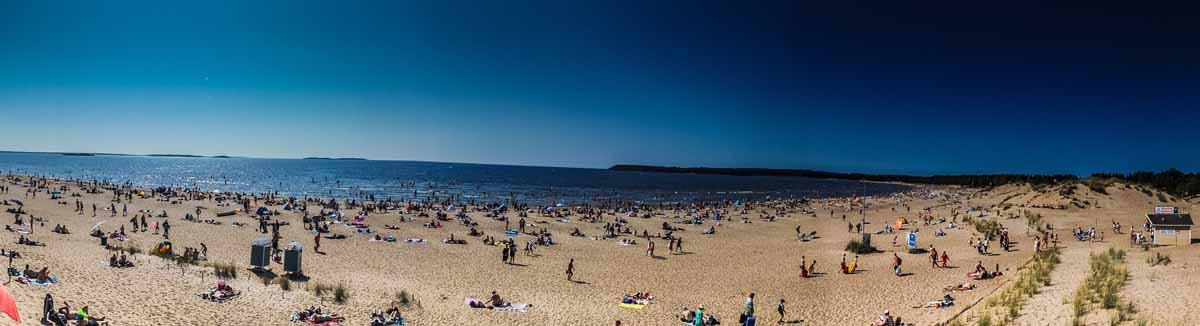 Strand von Ytteri