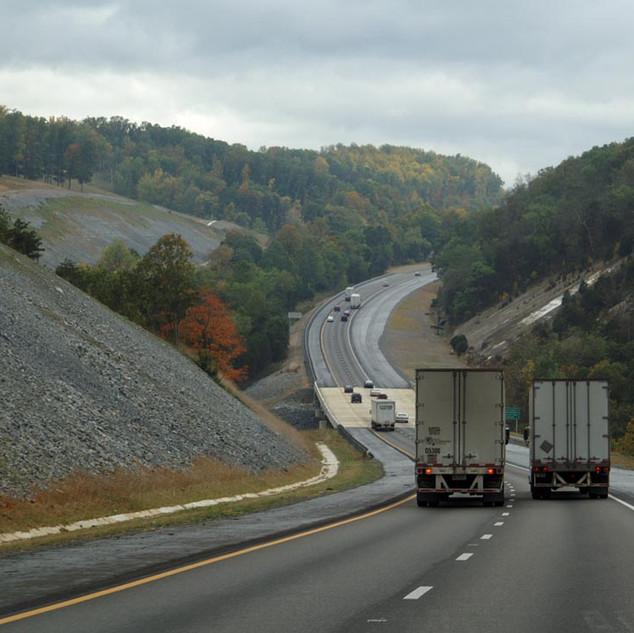 Westwärts ... nach Tennessee