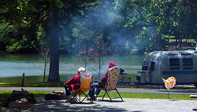 Seniorenfrühschoppen am Lake Lanier