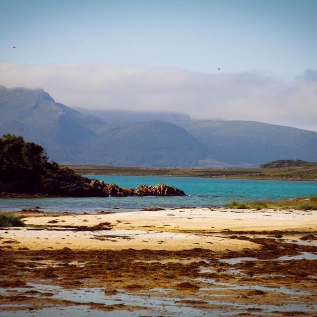 Farbenspiel im Fjord