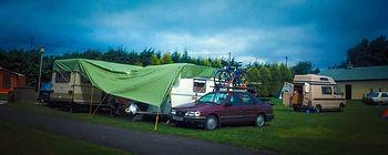 Camping Irland 1994