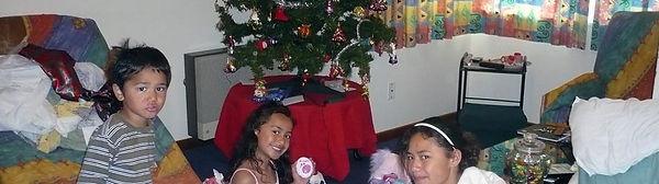 Weihnacht bei den Maoris