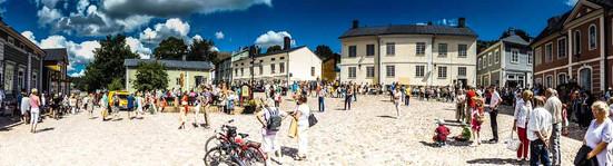 Porvoo Marktplatz