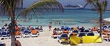 Badetag auf den Bahamas