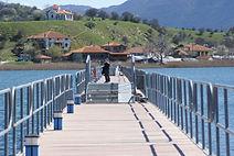 Wanderung zur Insel Agios Archillos
