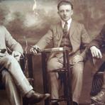 Auswandererfoto der Fam. Sauerzopf
