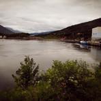 Fjordambiente bei Harstad