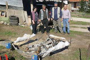 Einladung zum Schafgrillen am Ostersonntag