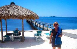 Südseefeeling am Golf von Mexico