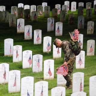 Erinnerung an tote Kameraden