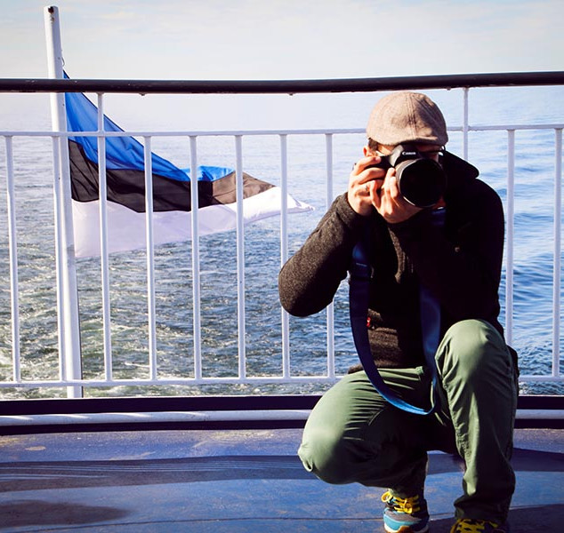 Fährfahrt Tallinn - Helsinki