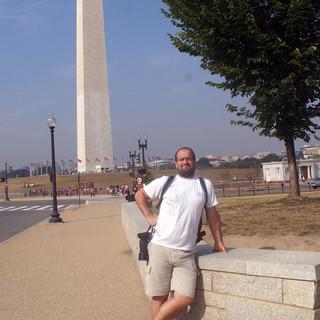 Blick auf den Obelisk