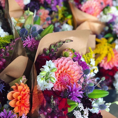 Mixed Summer Bouquet CSA (July 23 - Aug 27 )