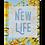 New Life Birthday Card