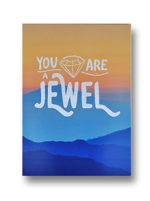 You Are a Jewel (8 pack)